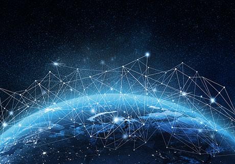 Netzwerk für Luft- und Raumfahrtanwendungen