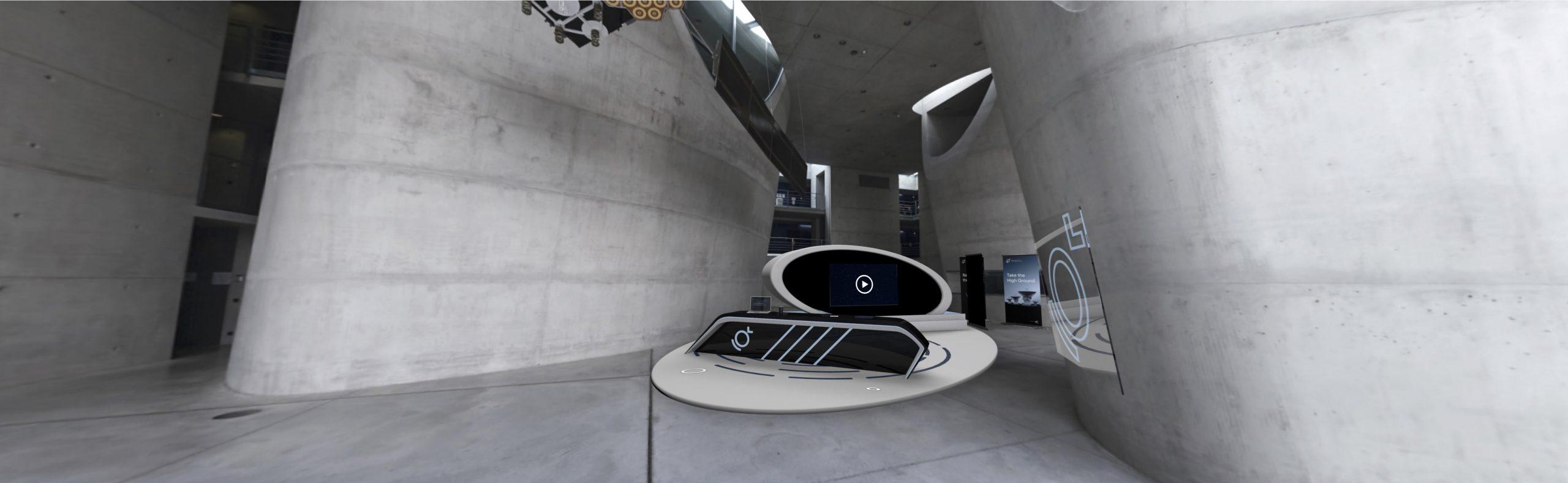 Digitale Einblicke in das Galileo Kontrollzentrum